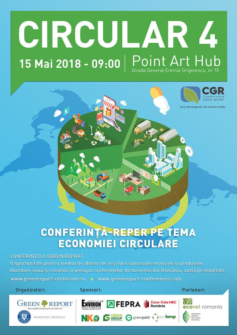 Conferințele CGR – CIRCULAR 4