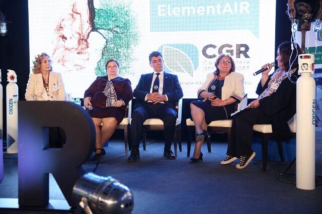 Panel 3 – ElementAIR 2015