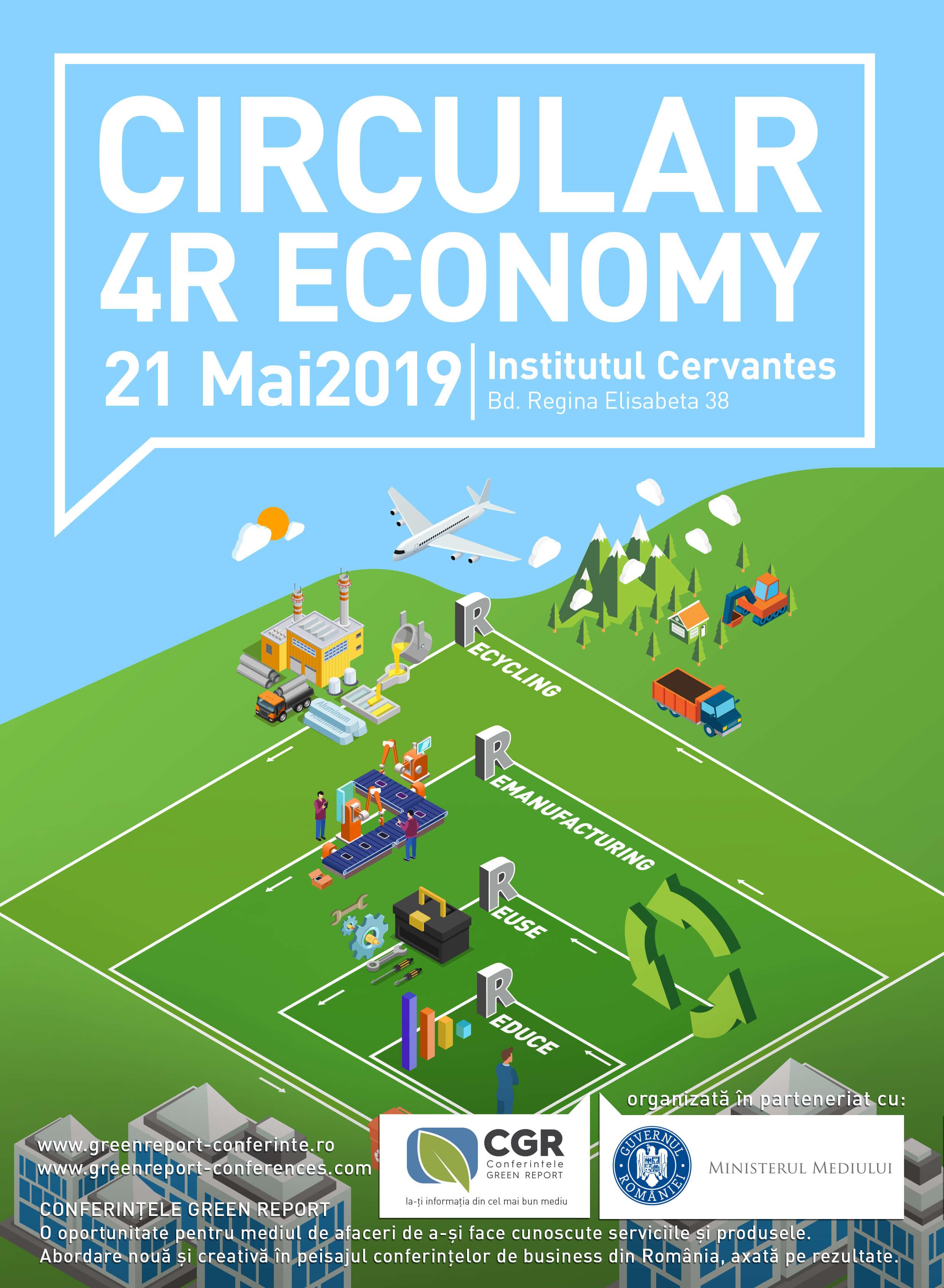 Conferințele CGR – 4R ECONOMY