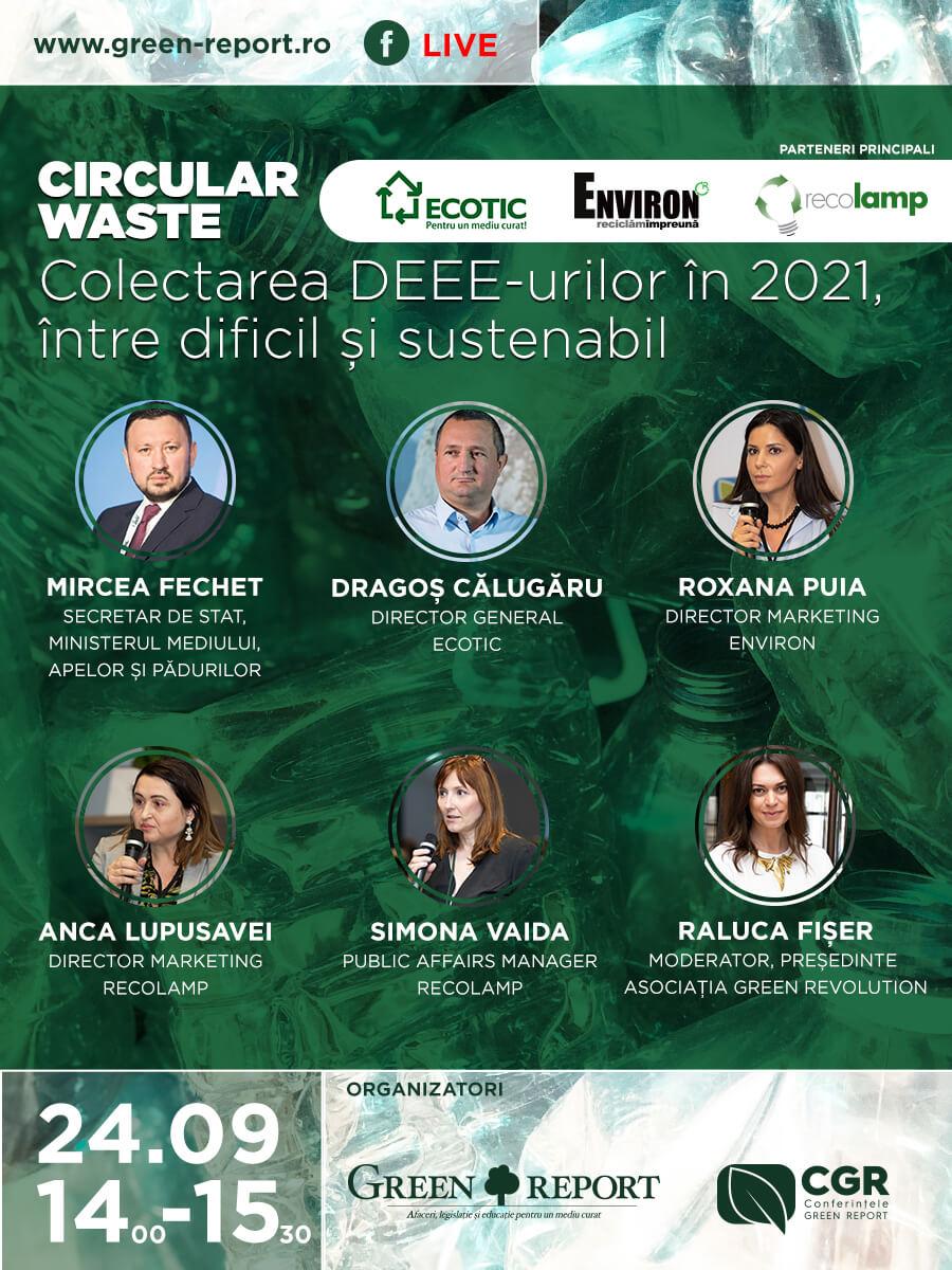 Conferințele CGR – Circular 7